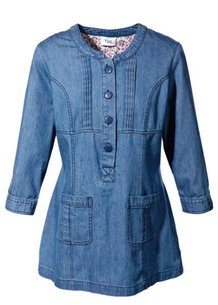 Denim Tunics