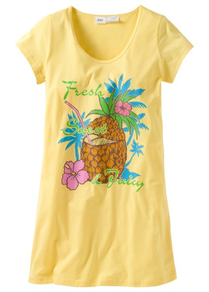Pineapple print nightie